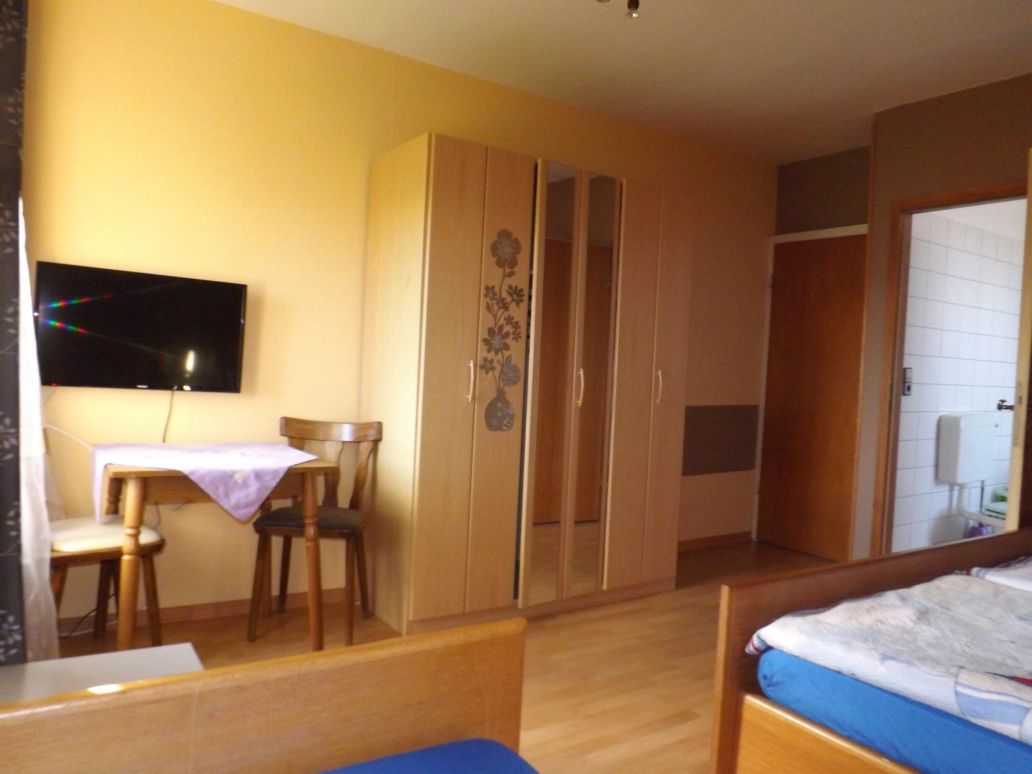 Dreibett Zimmer DU-WC