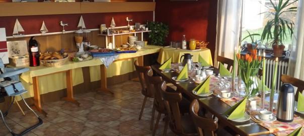 Frühstück in Jagel bei Schleswig