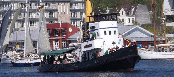 Flensburg Dampf Rundum