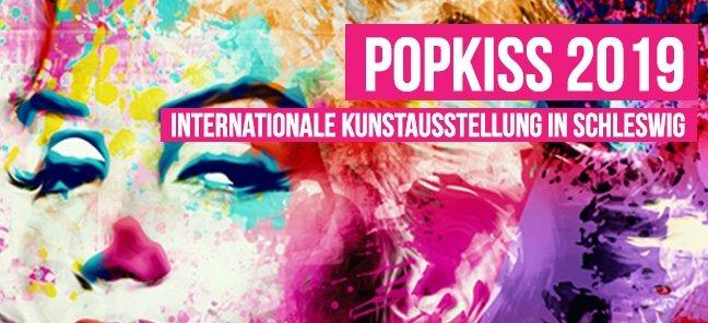 Pop Kiss Art Schleswig