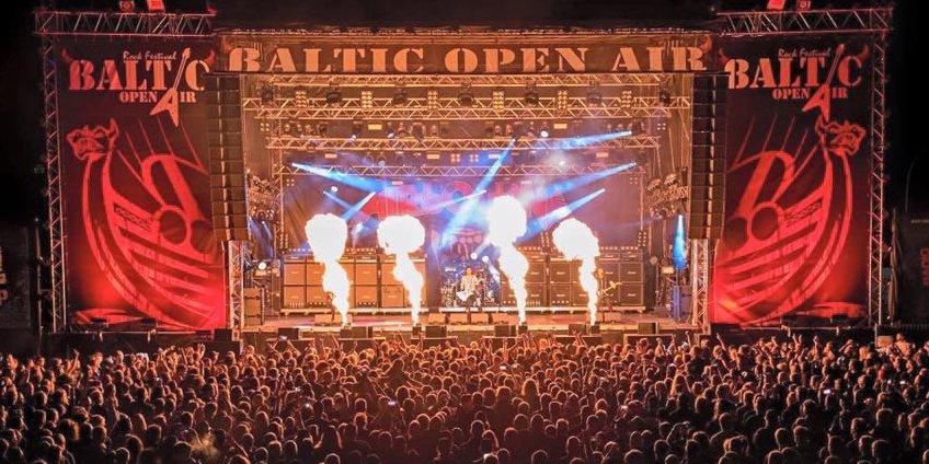 Jetzt im Wikingerland Baltic Open Air 2017