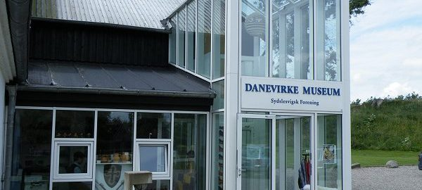 Danewerk Danevirke Museum